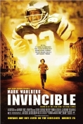 Vince Papale Signed INVINCIBLE Personalized DVD